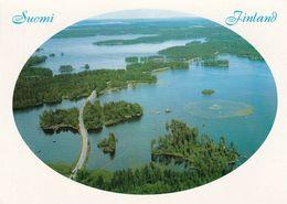 1 AK Finnland * Seenlandschaft In Finnland * - Finland