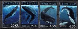 Serie Nº 401/7 Foroyar - Ballenas