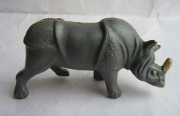 Figurine CYRNOS ? ZOO RHINOCEROS - Starlux