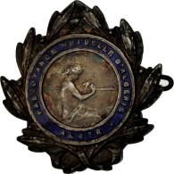 Algeria, Médaille, Insigne Prévoyance Mutuelle, Alger, Arthus Bertrand, TTB - Other