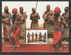 Angola 2007 The 27th Anniversary Of SADC S/s Mnh - Angola