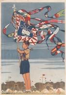 Scoutisme. Carte Ancienne  Jamborée 1947 - Movimiento Scout
