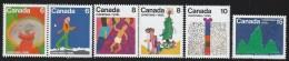 CANADA 1975 SCOTT/UNITRADE 674-679** - 1952-.... Elizabeth II