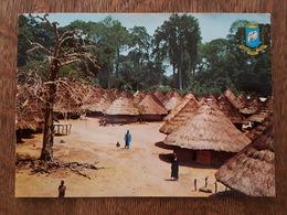 Republique De Cote D'Ivoire - Région De Touba - Villages Typiques - DA - Ivory Coast