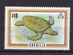 ANGUILLA 1975 MNH**- TURTLE - Anguilla (1968-...)