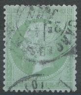 Lot N°43361    N°35, Oblit Cachet à Date De Carcassonne, Aude (10) - 1862 Napoléon III.