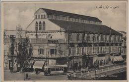Syrie _ Damas _ Hotel Victoria (tram) - Syrie