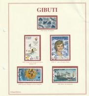 GIBUTI - Gibuti (1977-...)