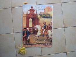 GUARDIA DI FINANZA CALENDARIO STORICO ANNO 1988 - Calendars