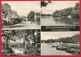 Schmannewitz / Dahlen - AK Aus Der DDR-Zeit ~ 1971 - Dahlen