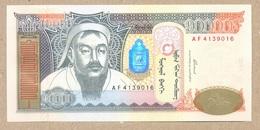 Mongolia  10 000 Tugrik  2002  P69 - Mongolia