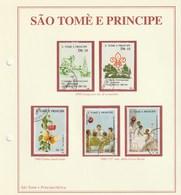SAO TOME' E PRINCIPE - Sao Tomé E Principe
