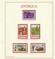 ANTIGUA - Antigua E Barbuda (1981-...)