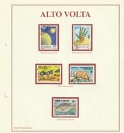 ALTO VOLTA - Alto Volta (1958-1984)