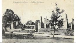 ~ JP  ~  08  ~  ATTIGNY  ~   Après La Guerre . Place Des SAXONS  ~ - Attigny