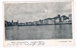 IT-2928    PISA : Piena Dell'Arno - Lung'Arno Galileo - Pisa
