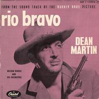 DEAN MARTIN - Rio Bravo - EP - 45 Rpm - Maxi-Single