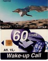 TARJETA TELEFONICA DE ARUBA. SETAR-107A, BIENTO (012) - Aruba