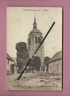 CPA  - Fienvillers  -(Somme) - L'église - Andere Gemeenten