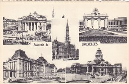 Souvenir De Bruxelles, Brussel (pk47961) - Panoramische Zichten, Meerdere Zichten