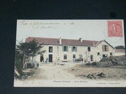 LE PLESSIS TREVISE     1910 /     FERME    .....  EDITEUR - Le Plessis Trevise