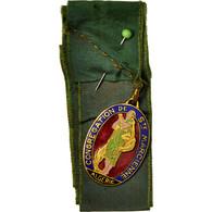 Algeria, Médaille, Congrégation De Sainte Marcienne, SUP, Copper Gilt - Other