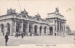 Brussel, Bruxelles, Gare Du Midi (pk47966) - Spoorwegen, Stations