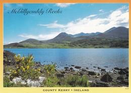 Postcard McGillycuddy Reeks County Kerry Ireland My Ref  B22668 - Kerry