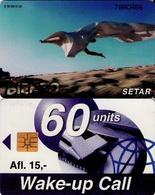 TARJETA TELEFONICA DE ARUBA. SETAR-107C, BIENTO 09.97 (013) - Aruba