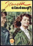 """Revue """" JEUNESSE CINEMA """" - N° 27- 1960 - Couverture: Marie-Josée NAT - Voir Sommaire En Scan 2. - History"""