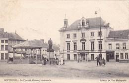 Zottegem, Sotteghem, La Place Et Maison Communale (pk47983) - Zottegem