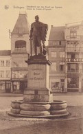 Zottegem, Sotteghem, Standbeeld Van Den Graaf Van Egmont (pk47984) - Zottegem