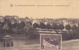 Bruxelles, Woluwe, Panorama Pris Du Parc, AVenue De Tervuren (pk47997) - Woluwe-St-Lambert - St-Lambrechts-Woluwe