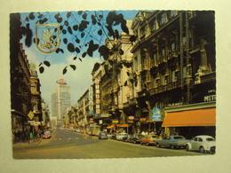 28907 - BRUXELLES - BLD. AD.MAX AVEC PLACE ROGIER - ZIE 2 FOTO'S - Marktpleinen, Pleinen