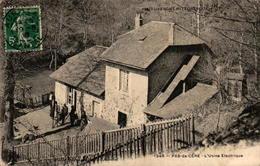 15 - PAS-de-CERE - L'Usine Electrique - France