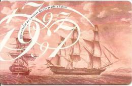 CARTEµ-PUCE-POLYNESIE-60U-PF55-GEMA-97/03-VOILIER DUFF-20000Ex-UTILISE-TBE- - French Polynesia