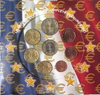 007 - COFFRET BU - EUROS FRANCE - 2003 : Sous Blister - France