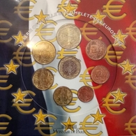 008 - COFFRET BU - EUROS FRANCE - 2004 : Sous Blister - France