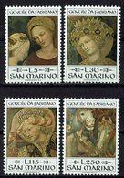 San Marino 1973 // Mi. 1055/1058 ** (024..532) - Ungebraucht