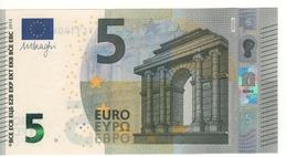 "5 EURO  ""Ireland""    DRAGHI    T 003 F6     Serie TC1140486644 /  FDS - UNC - 5 Euro"