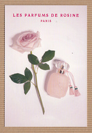CC Carte Parfumée 'ROSINE' ROSE NUE Perfume Card JAPAN - Modern (from 1961)