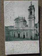 SANTA MARGHERITA LIGURE -  1901   - CHIESA   -   -FP  -BELLISSIMA - Altre Città