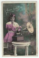 Musique // Graphophone // Gramophone // Musique Mécanique - Musique Et Musiciens