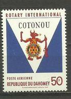Dahomey , Rotary, MNH - Benin - Dahomey (1960-...)