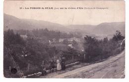 Les Gorges De Syam Sur La Rivière D ' Ain ( Environs De Champagnole) - Ohne Zuordnung