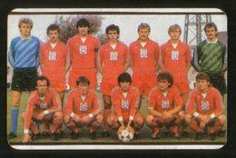 Hungary 1977  Football, Soccer: Football Team Honved Budapest - Calendars