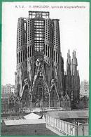 ! - Espagne - Barcelona - Iglesia De La Sagrada Familia - Barcelona