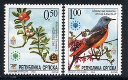 BOSNIAN SERB REPUBLIC 2004 Nature Protection MNH / **.  Michel 309-10 - Bosnia And Herzegovina