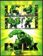 St Vincent 2003 The Hulk 2nd Souvenir Sheet Unmounted Mint. - St.Vincent & Grenadines