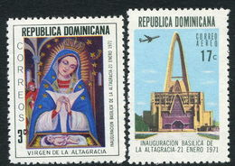 Dominican Republic 1971 Basilica Unmounted Mint. - Dominican Republic
